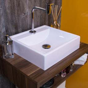 Cuba De Apoio Para Banheiro Modelo Ravena