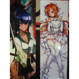 Posters Dragon Ball,re Zero, Sao, Shingeki; Cada Uno $20°°