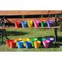 Maceta Plásticas De Colores Pack De Nº12, Nº14, Nº16, Nº18