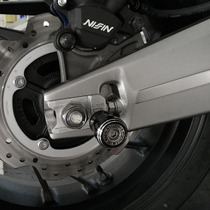 Slider Traseiro Balança Honda Cb 650f Evolution Racing