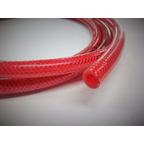 Manguera Presión Aire- Agua Compresor 1/4 (6 Mm) Plastimet