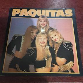 Cd Paquitas (1989) Raro!