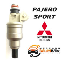 Bico Injetor Pajero Sport Mitsubishi B210h Inp051 Thbi0837