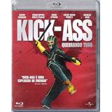 Dvd Kick - Ass Quebrando Tudo