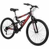 Bicicleta Aro 26 Hombre Doble Suspensión