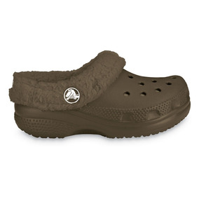 Crocs Originales Mammoth Kids Marrón Niñas 280