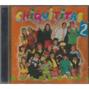 Chiquititas 2 - Mexe Lá - Me Passam Coisas - Cd Emi 1996