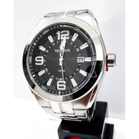 Relógio Technos Masculino Prata 2315acp1p