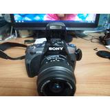 Camara Profesional Reflex Sony A330