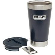Vaso Termico Stanley 473 Ml Con Tapa Y Destapador El Jabali
