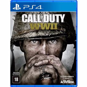 Call Of Duty Wwii Ps4 Cod Wwii Ps4 Cod Ww2 Ps4 Português