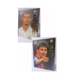 2 Libros Futbol Leo Lionel Messi + Ronaldo Envio Gratis
