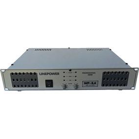 Amplificador Potência Profissional 5800 Watts Rms Promoção