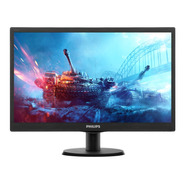 Monitor Philips 243v5lhsb Led 24 23.6 Full Hd 1ms Dvi Hdmi