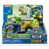 Rocky Jungle Paw Patrol Original Patrulla Canina / Diverti