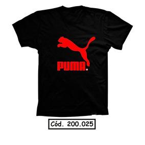Camiseta Puma Volcom Abercrombie Fitch Personalizada