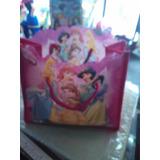 Bolsas Princesas Disney Cotillon Regalos Niñas