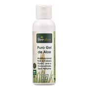 Puro Gel De Aloe Vera - 60 Ml - Live Aloe - Babosa