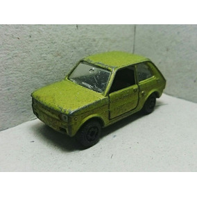 Fiat 126 - Politoys Polistil - Made In Italy 1:43