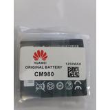 Bateria Pila Huawei Cm980 Nueva Y Original 1250mah