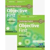 Objective First Students Book + Workbook 4 Edicion