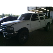 Ford Ranger 2.8 Sucata Peças - Motor Câmbio Diferencial