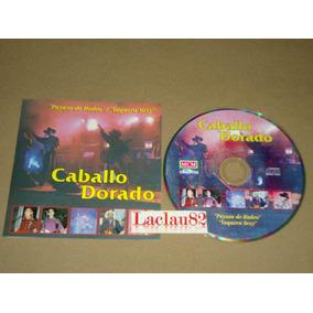 Caballo Dorado Payaso De Rodeo Payasa Sexy 1997 Mcm Cd