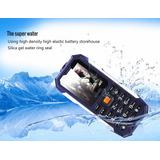 Celular Ipro Shark Resistente Al Agua Y Golpes Dual Sim