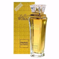 Perfume Feminino Paris Elysees Billion Woman Preço Imbativel