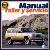 Manual De Taller Y Servicio Jeep Cherokee Xj 1997 - 2001