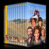 La Familia Ingalls Coleccion Dvd - Audio Latino + Especiales