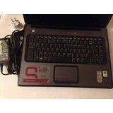Laptop Hp Compaq Con Tarjeta Madre Dañado