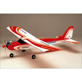 Kit Para Montar Do Aeromodelo Calmato 130cm De Asa