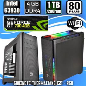 Pc Gamer G3930 Geforce Gt 730 4gb 1tb Hd 4gb C21
