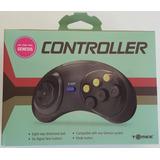 Control Para Sega Genesis 6 Botones Nuevo Y Sellado