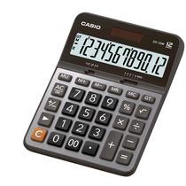 Calculadora De Mesa Casio E Visor Grande 12 Dígitos Dx-120b