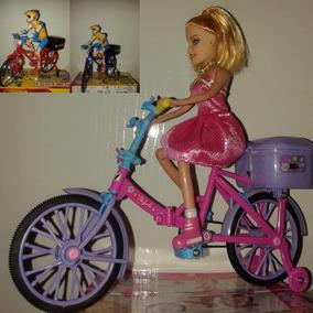 Boneca E O Ciclista Que Anda De Bicicleta (promoção)