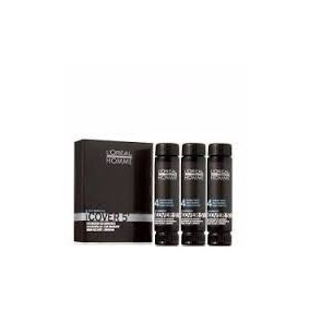 Loreal Homme Cover 5 + Ox Castanho Medio N4 - 3 X 50ml