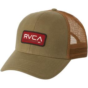 Gorra Rvca Green Ii Ticket Trucker Ii-ic04165932w Mahwqrtt