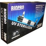 Filtro O Esterilizador Uv Biopro 36w Acuario Dulce O Marino