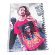 Maluma Cuaderno Personalizado
