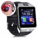 Relogio Celular Smartwatch Dz09 Chip Fone Bluetooth Sem Fio
