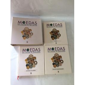 Coleção Moedas De Todo O Mundo Editora Globo