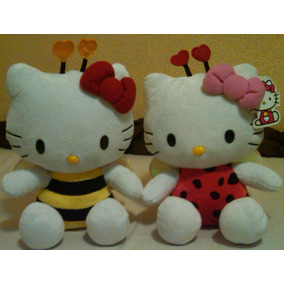 Peluches De Hello Kitty Disfraces Y Vestidos Original Sanrio