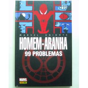 Homem-aranha 99 Problemas Encadernado Panini