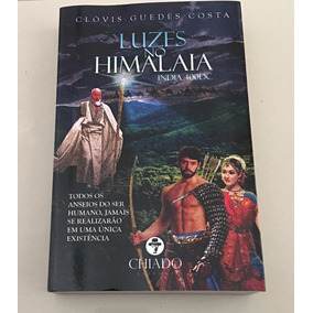 Livro Luzes No Himalaia