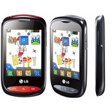 Lg T310 Radio Fm Mp3 Camara 2mpx Touch 2.8¨ Redes Sociales