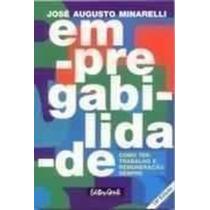 Livro Empregabilidade José Augusto Minarelli