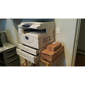 Xerox Workcentre 5020 2 Charolas + Tambor Y Toner Nuevos