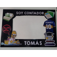 Marcos Selfies Personalizados Me Recibí Contador Egresado